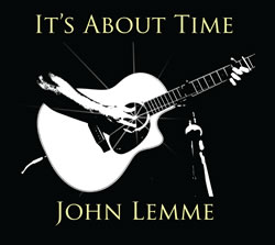 Its About Time CD Cover